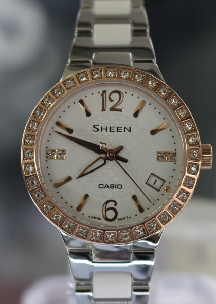 Đồng hồ Casio Sheen SHE-4049SG-7AUDR