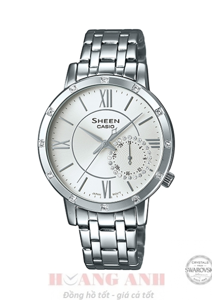 Đồng hồ Casio Sheen SHE-3046DP-7AUDR