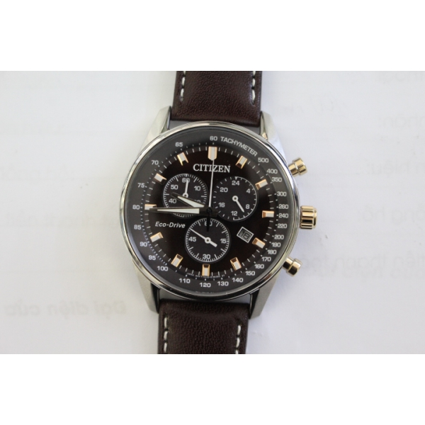 Đồng hồ Citizen nam Eco-Drive AT2396-19X