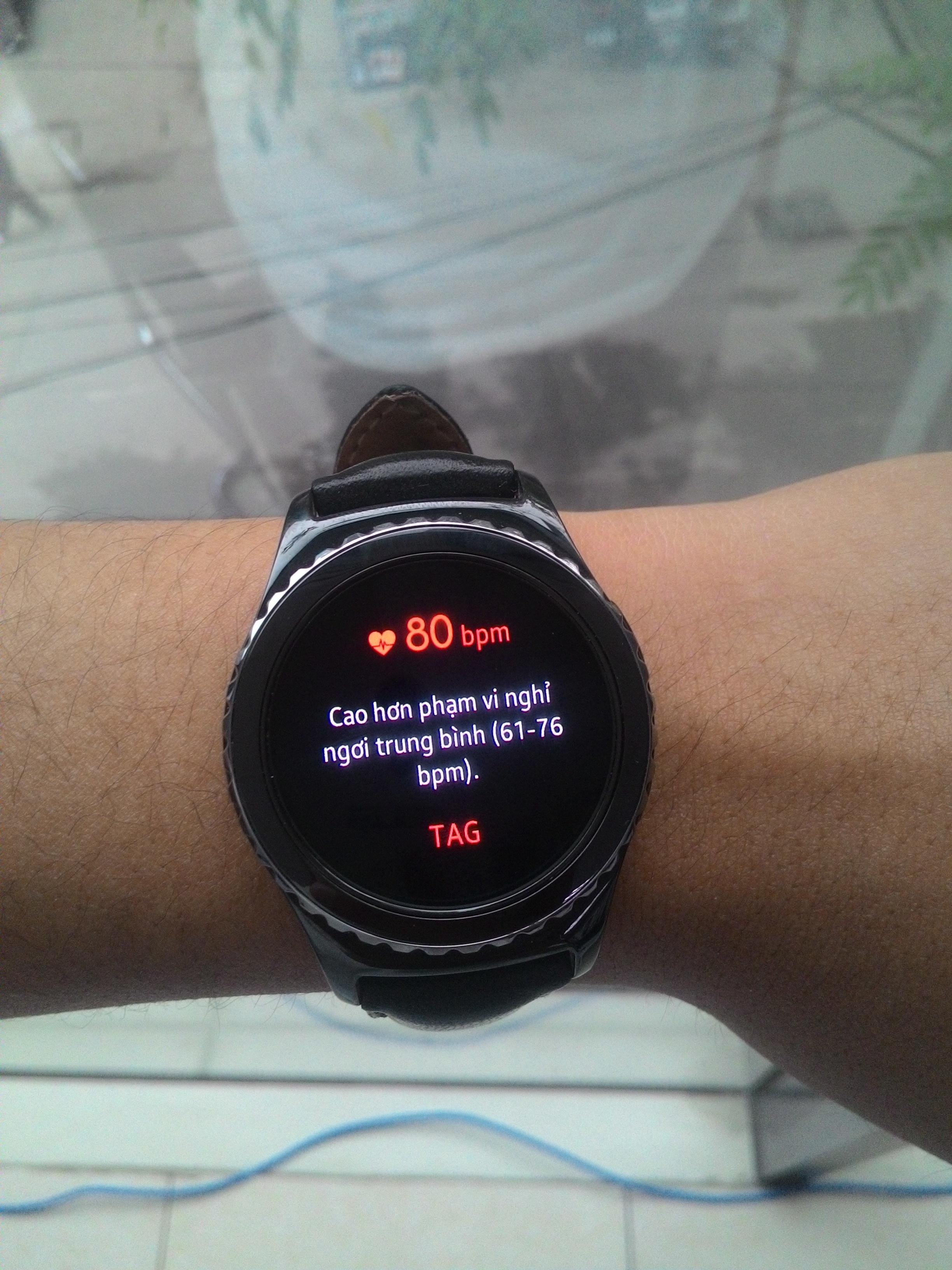 Chức năng đo nhịp tim thực tế của đồng hồ thông minh