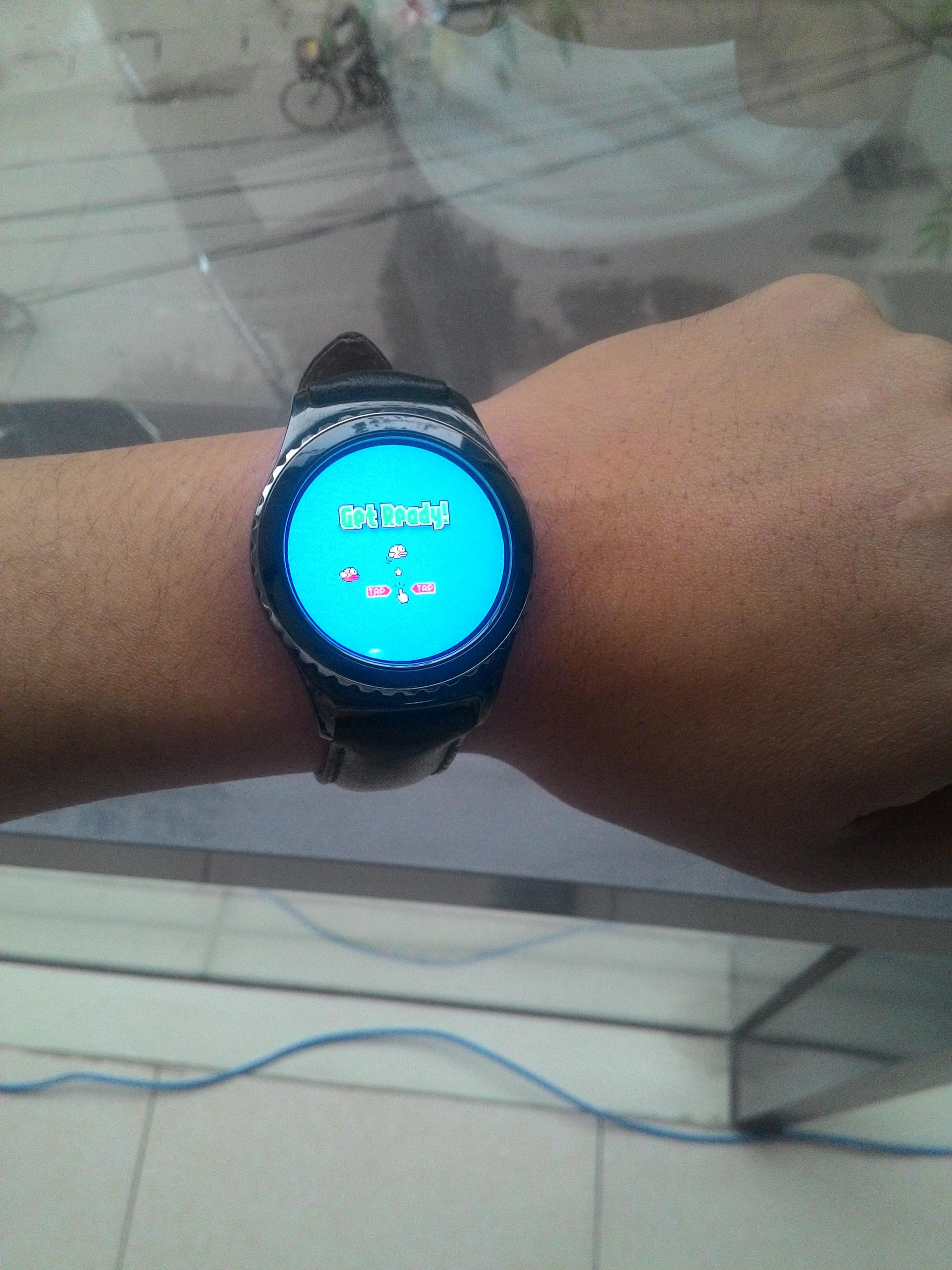 Thực tế ứng dụng trên đồng hồ thông minh