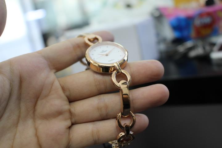 Chi tiết dây đồng hồ SR nữ SL1604.1302TE