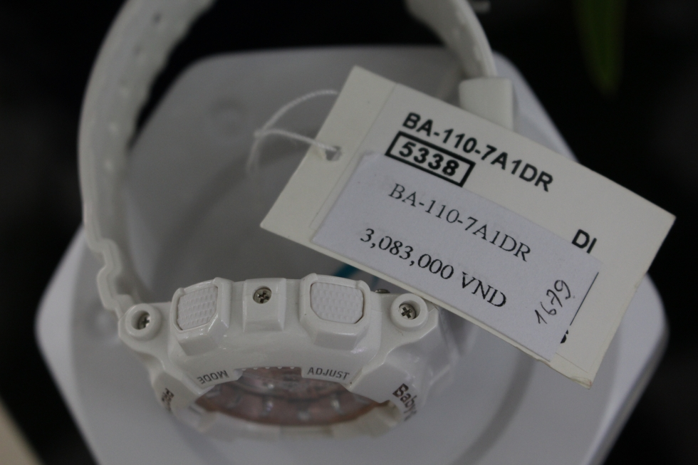 Chi tiết đồng hồ Casio Baby-G BA-110-7A1DR