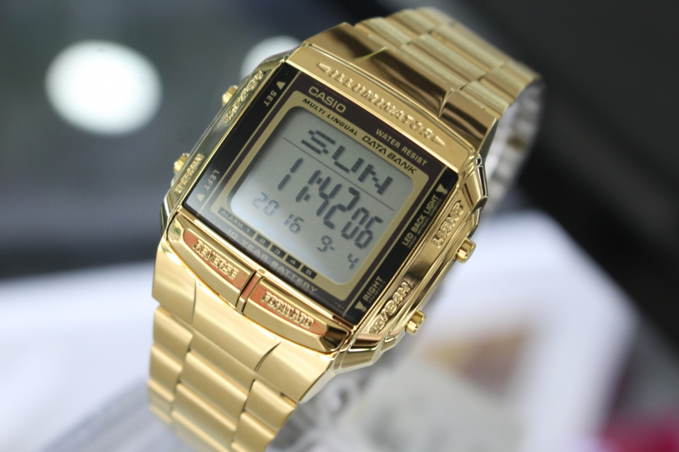 Đồng hồ nam giá 2 triệu Casio DB-360G-9ADF