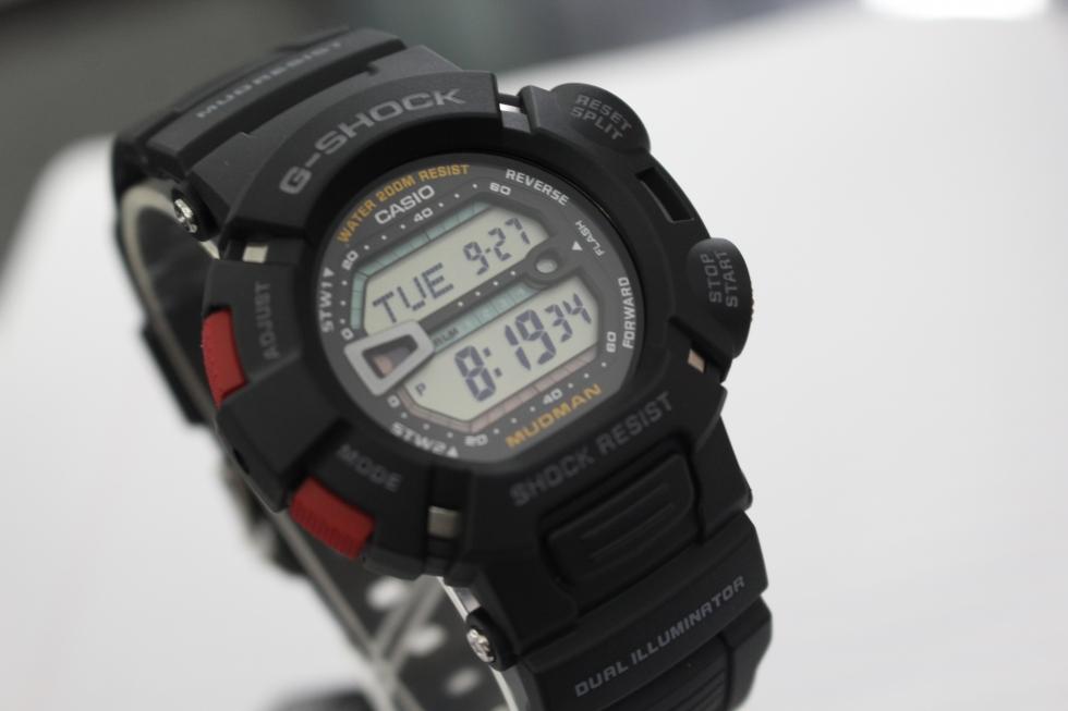 ĐỒNG HỒ CASIO G-SHOCK G-9000-1VDR