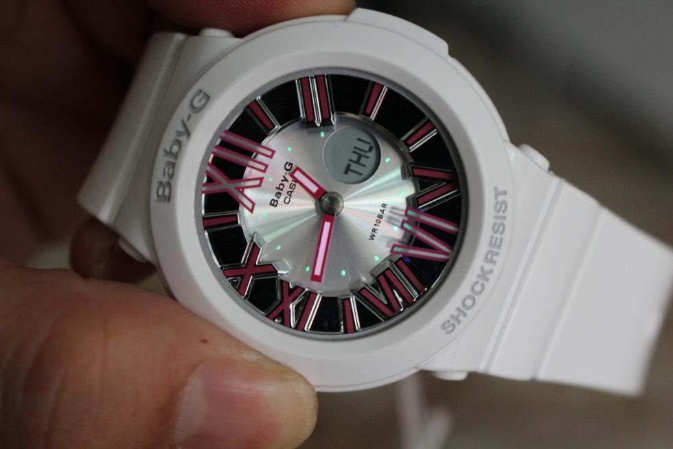 Đồng hồ nữ Casio Baby-G BGA-160-7B3DR