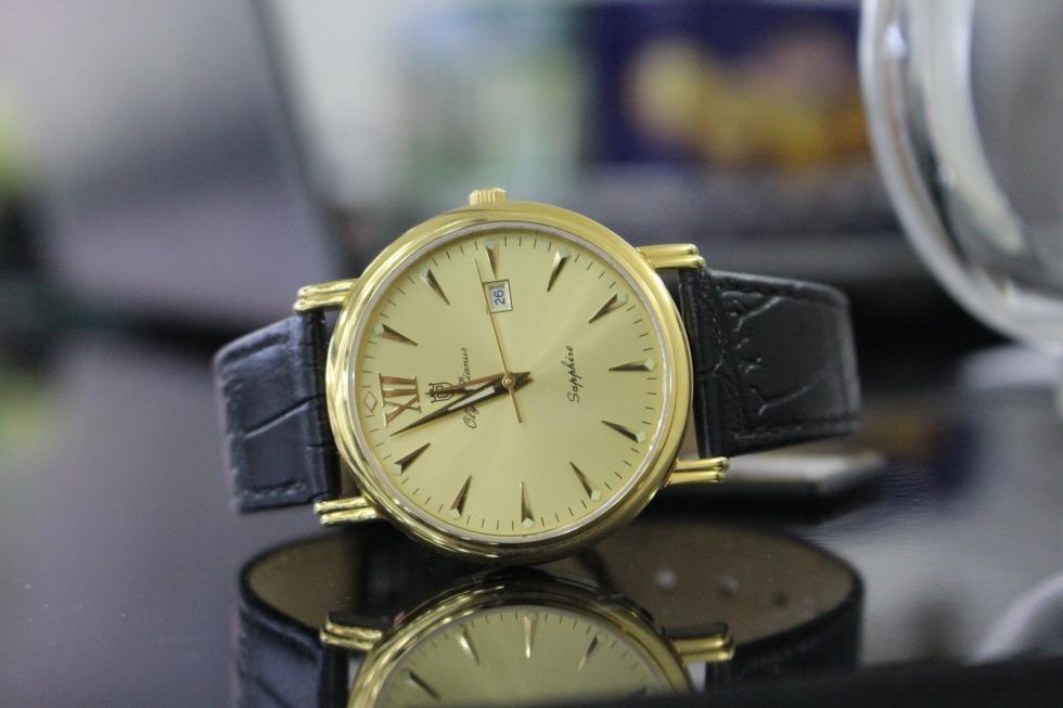 1 trong những chiếc đồng hồ OP có mức giá dưới 2 triệu đồng