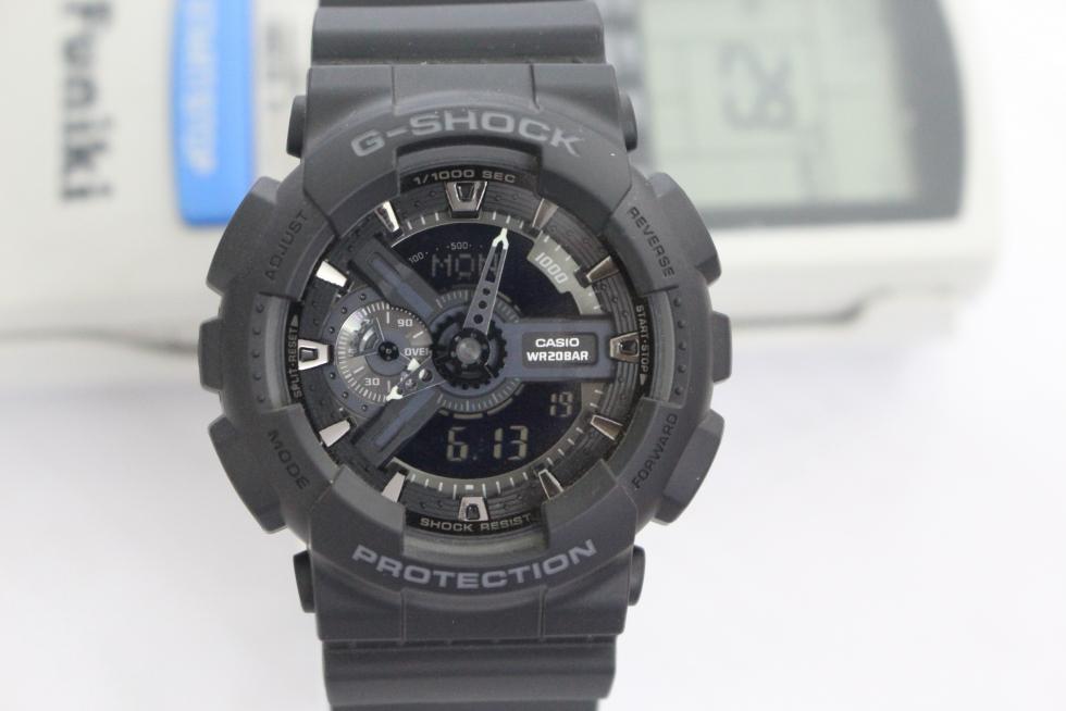 chiếc đồng hồ G shock có độ chịu nước 20BAR