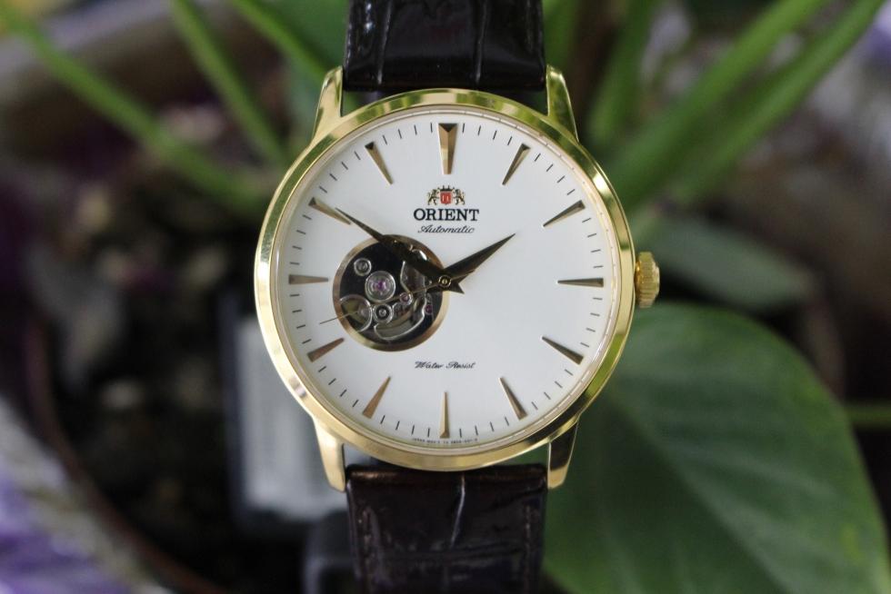 đồng hồ cơ của Orient