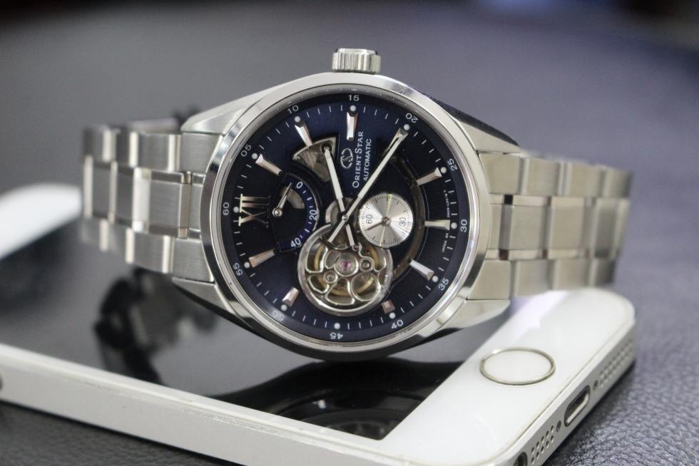 đồng hồ orient automatic dưới góc nhìn chuyên gia