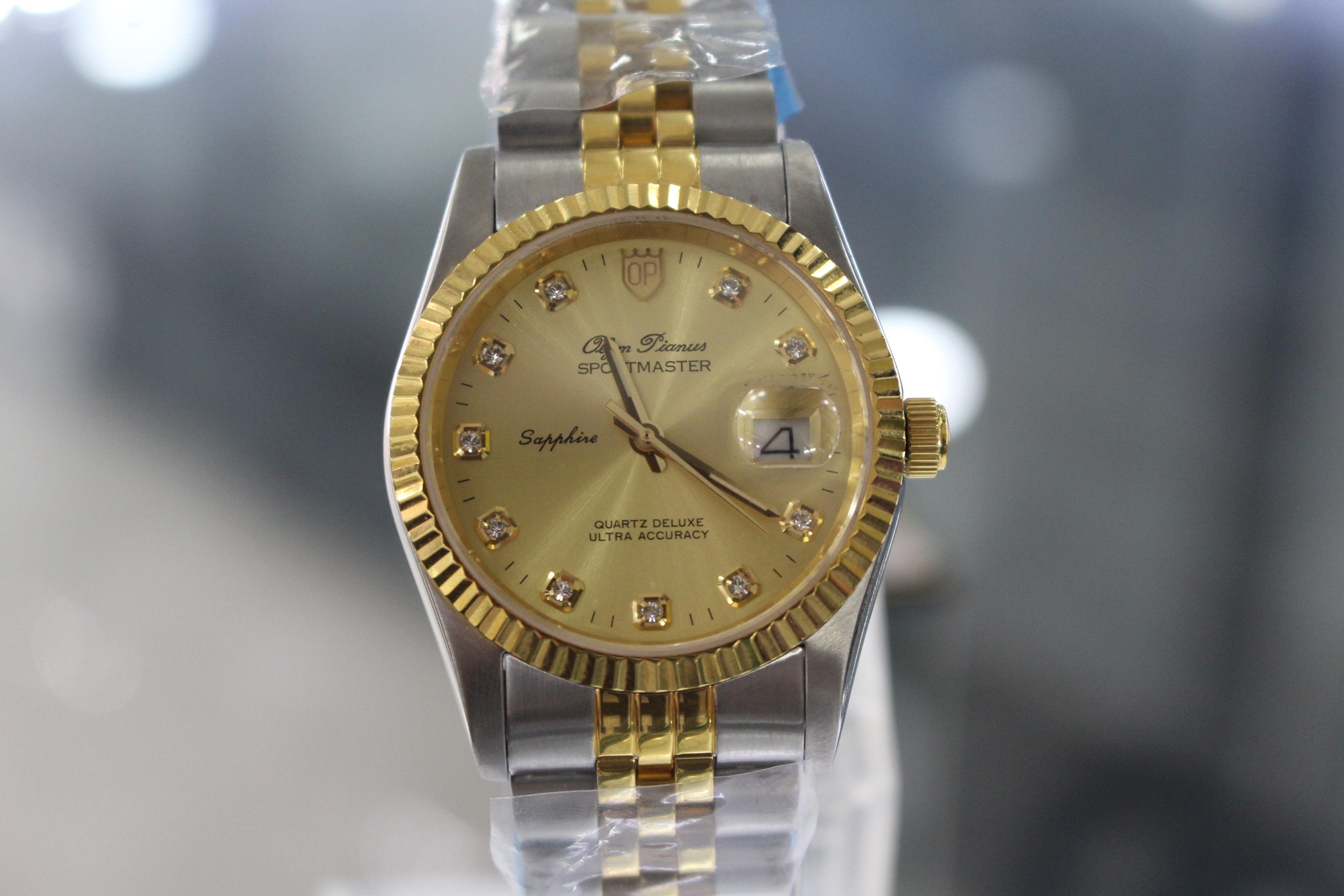 Kết quả hình ảnh cho Đồng hồ Olym Pianus