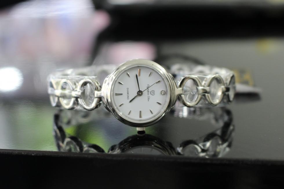 Đồng hồ nữ Olympia Star 28023L-201