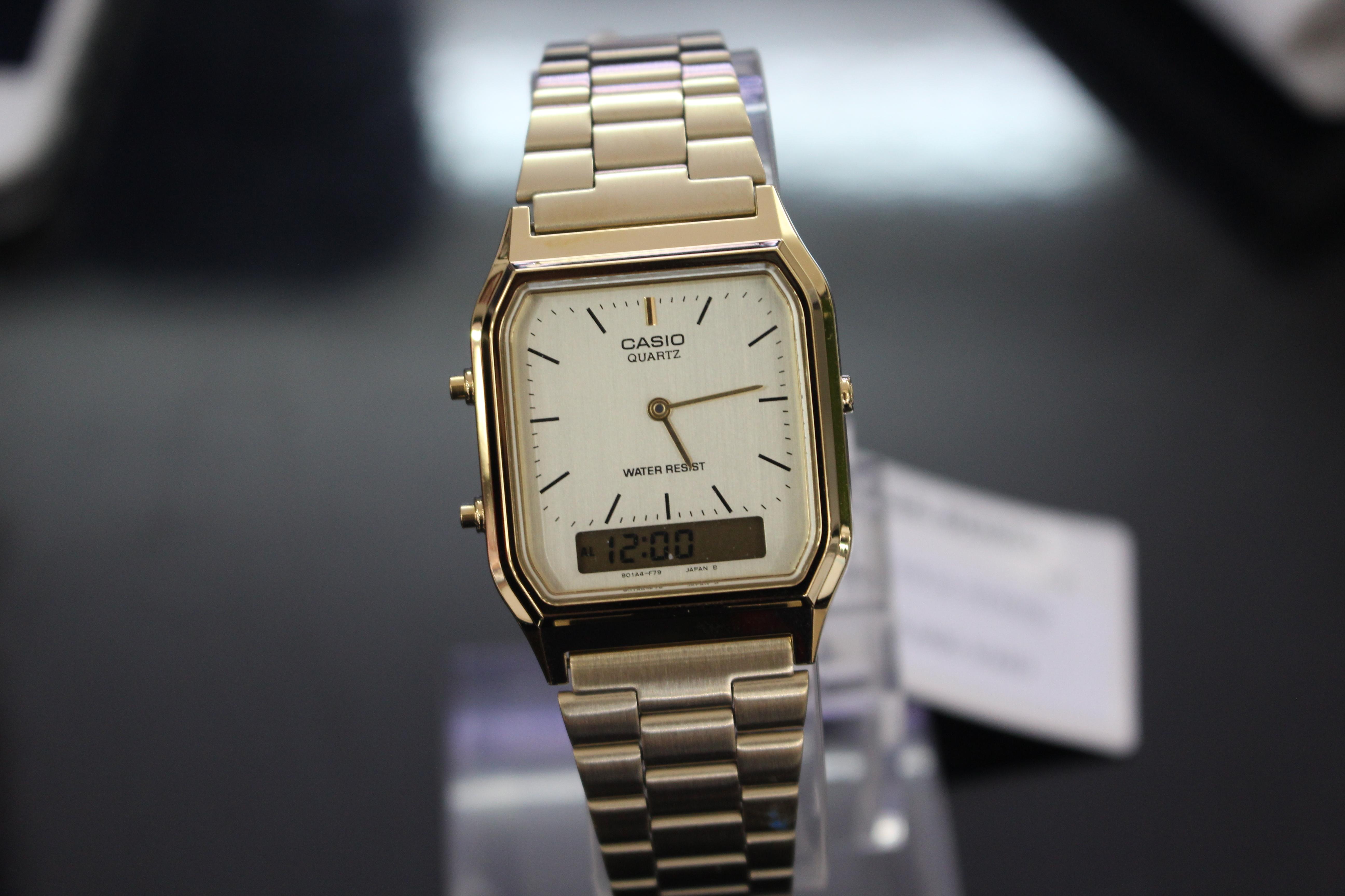 Đồng hồ Casio AQ-230GA-9DMQ với nhiều tính năng hiện đại vượt trội