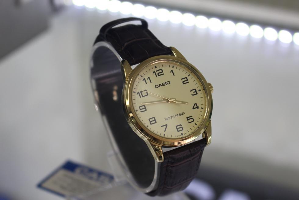 Đồng hồ nam giá rẻ Casio MTP-V001GL-9BUDF