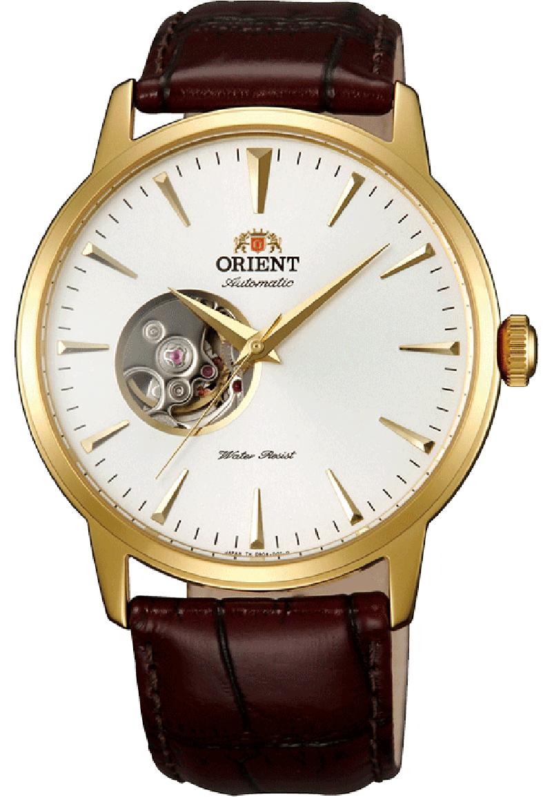 Trải nghiệm sự khác biệt về thiết kế, sự độc đáo của Orient FDB08003W0