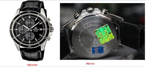 Đồng hồ Casio EDIFICE EFR-526L-1AVUDF