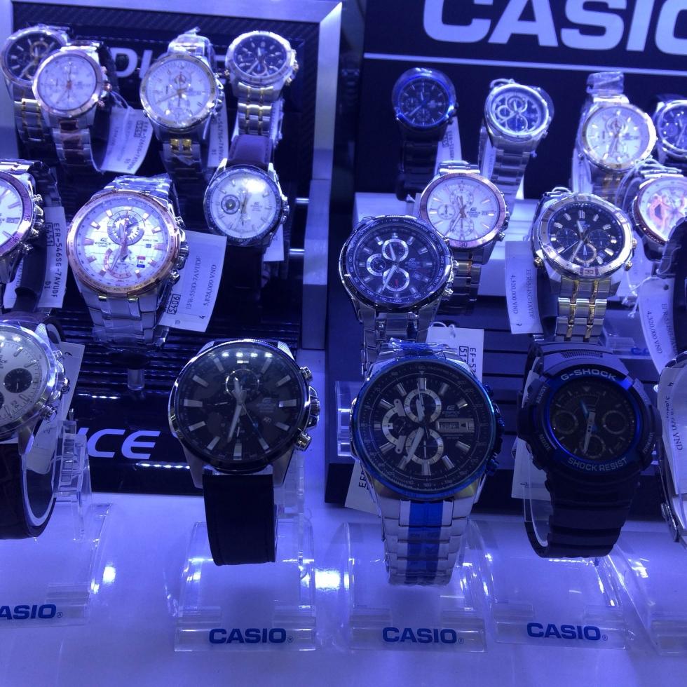 Một số mẫu đồng hồ nam giá rẻ tại Hà Nội