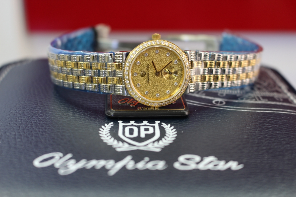 Đồng hồ Olympia Star nữ OPA5595L