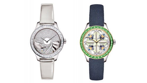 Đồng hồ Grand Soir Unique Kaléidiorscope - Dior