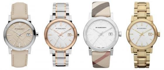 Đồng hồ nữ Burberry