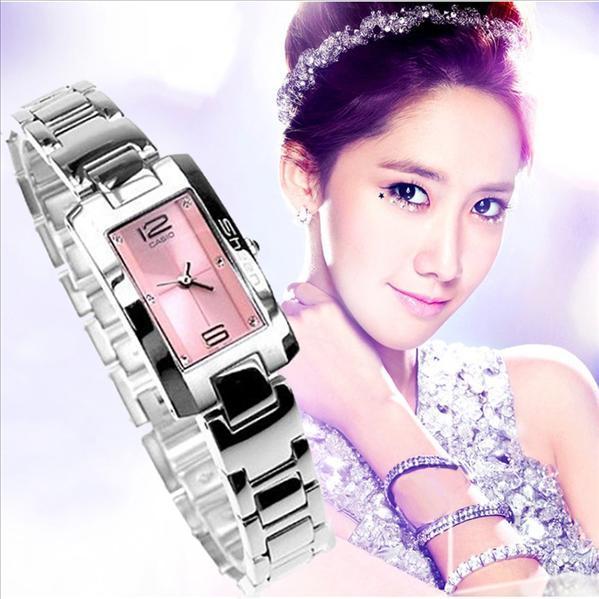 Đồng hồ nữ cao cấp Casio