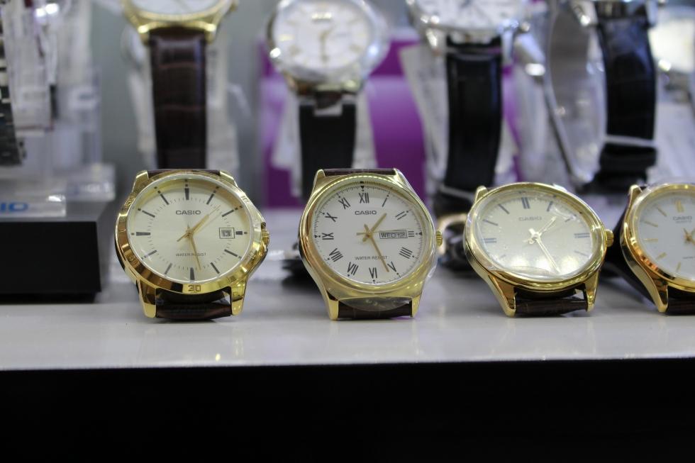 Ảnh chi tiết một số mẫu đồng hồ nữ Casio của JPWatch