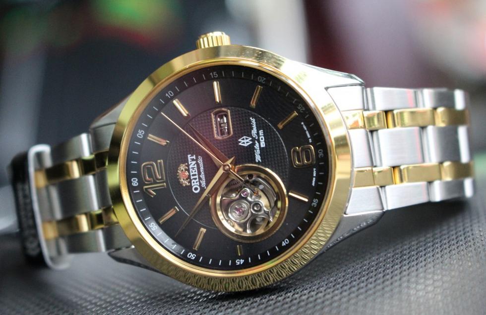 đồng hồ nổi tiếng orient