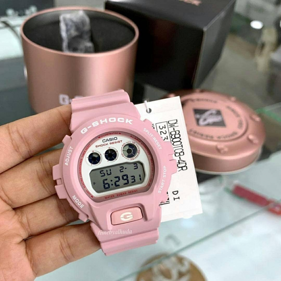 Casio Baby G cũng có cách chỉnh giờ tương tự như đồng hồ Casio G Shock