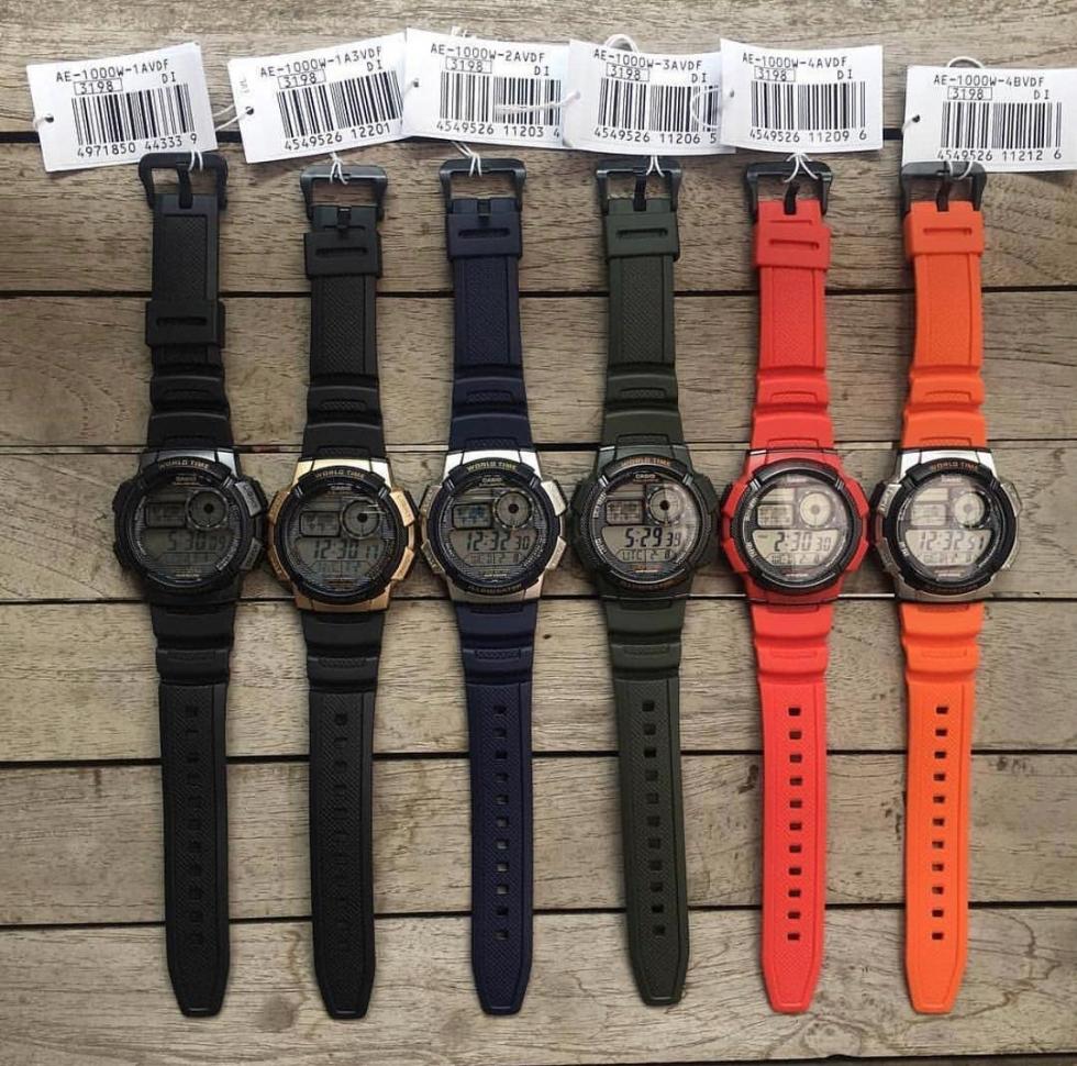 Đồng hồ Casio Baby G đầy cá tính và lôi cuốn dành cho phái nữ