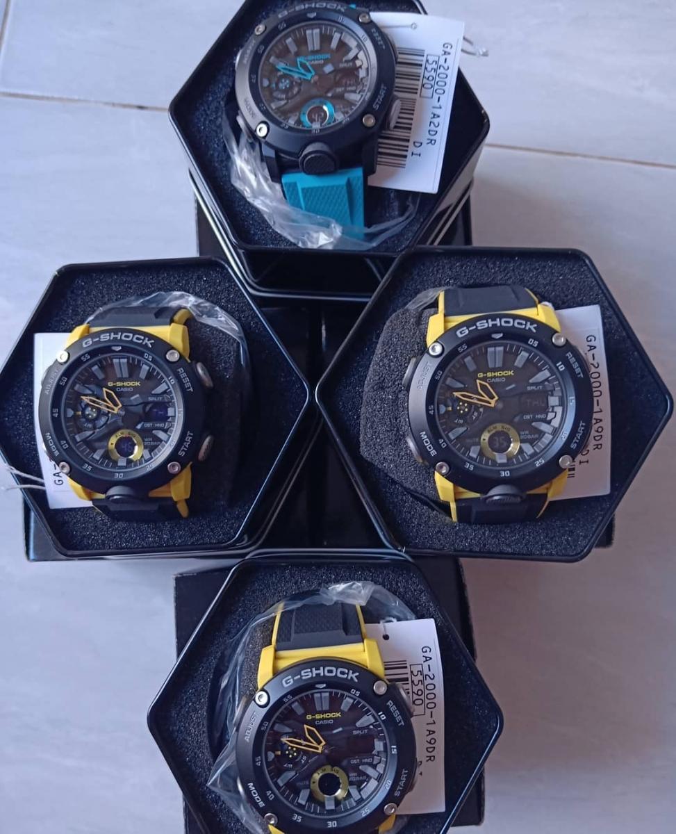 Đồng hồ Casio G Shock thích hợp dành cho những anh chàng cơ bắp, siêu quậy hoặc đơn giản là có phong cách trẻ trung, mạnh mẽ