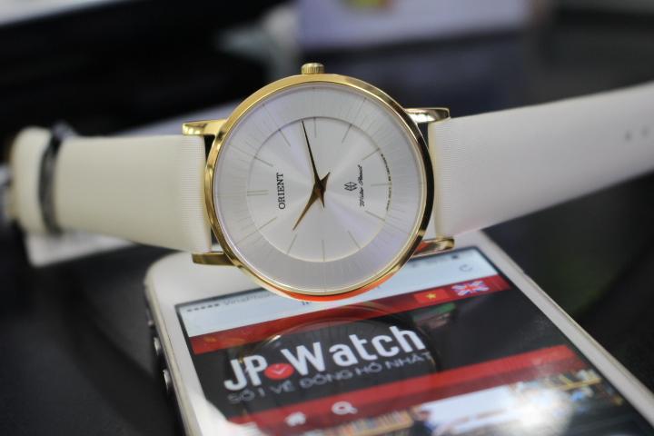 đồng hồ đôi màu trắng dễ thương