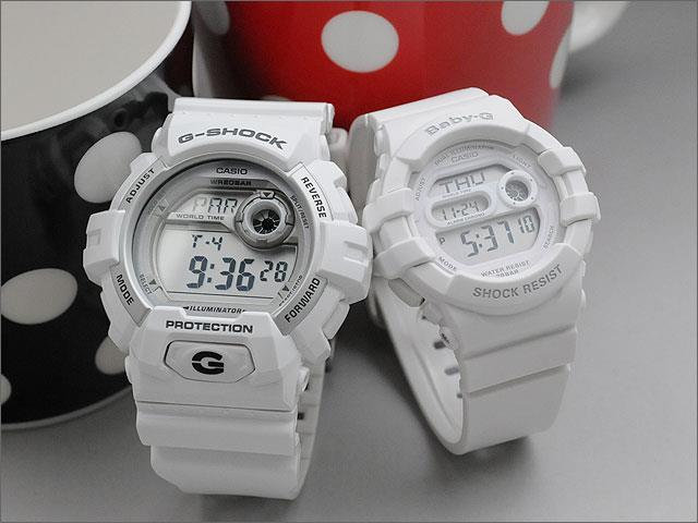 đồng hồ cặp đôi màu trắng dễ thương