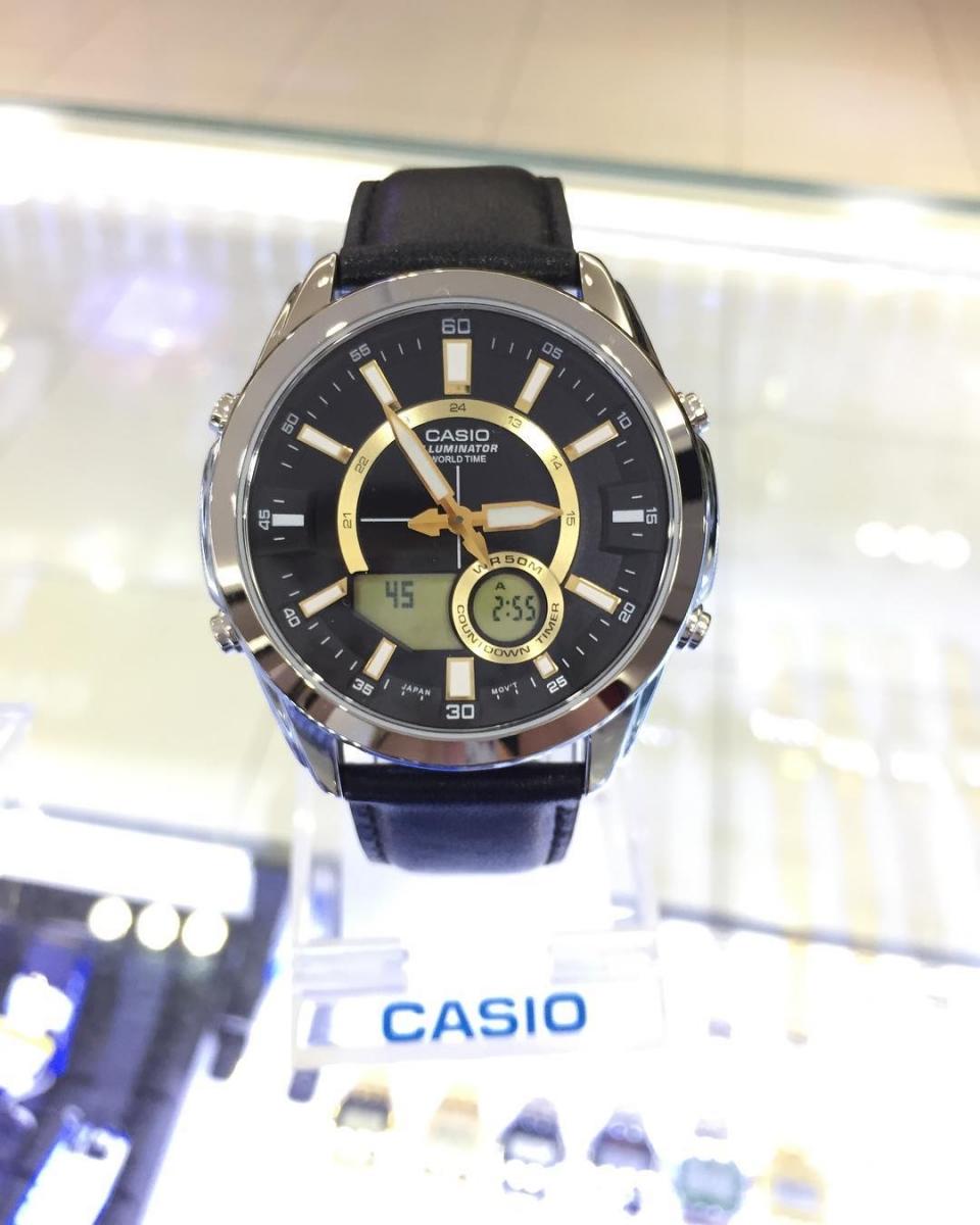 Những chiếc đồng hồ Casio 10 năm luôn bền bỉ và hoạt động ổn định
