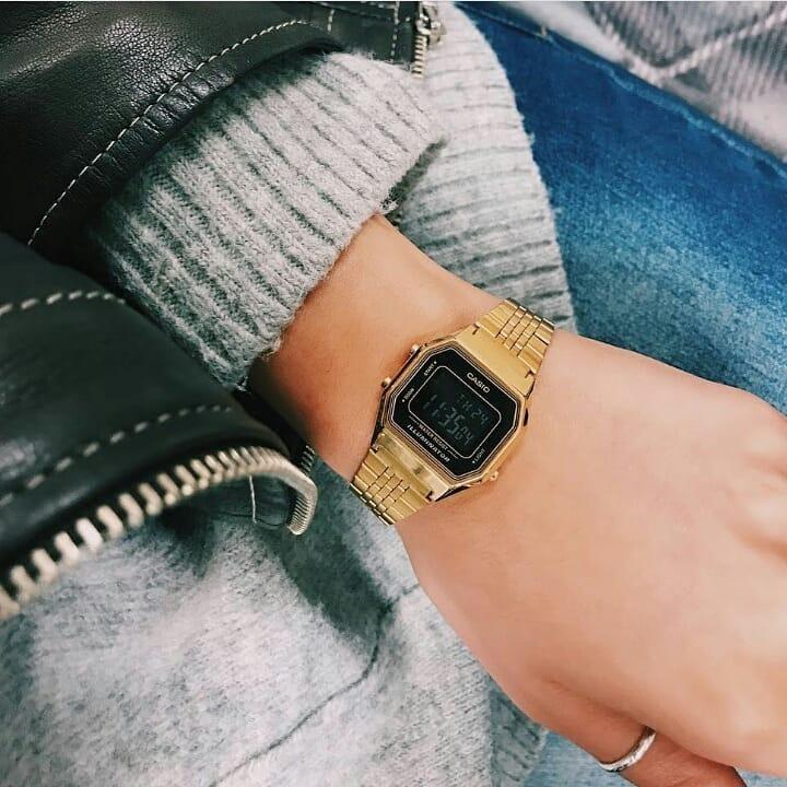 Đồng hồ Casio Vintage 1