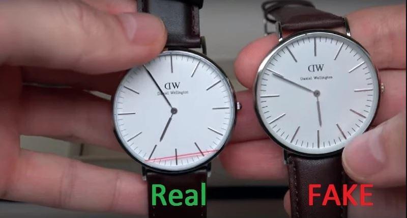 Đồng hồ dw chính hãng giá bao nhiêu