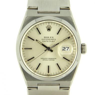 Kim chỉ dây của đồng hồ Rolex Oysterquartz xịn