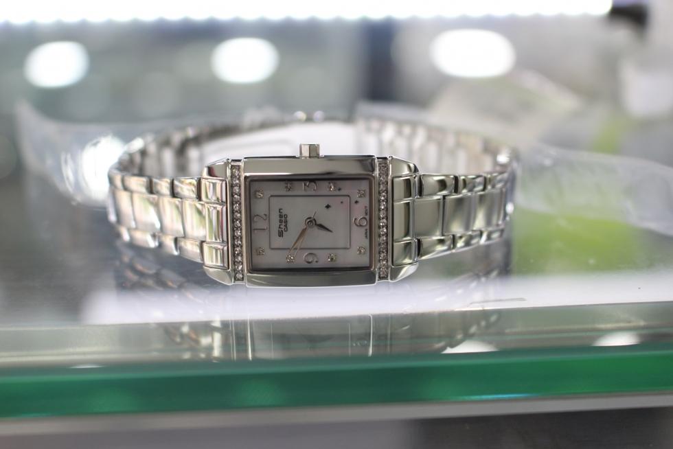 Đồng hồ nữ Casio Sheen SHN-4016D-7ADS