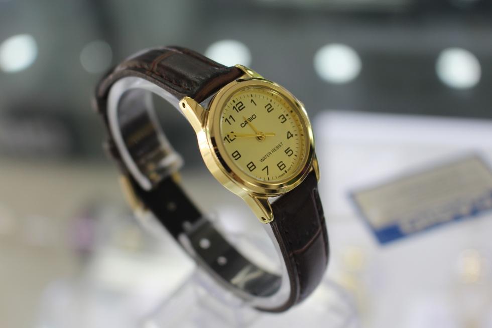 Đồng hồ Casio LTP-V001GL-9BUDF nữ