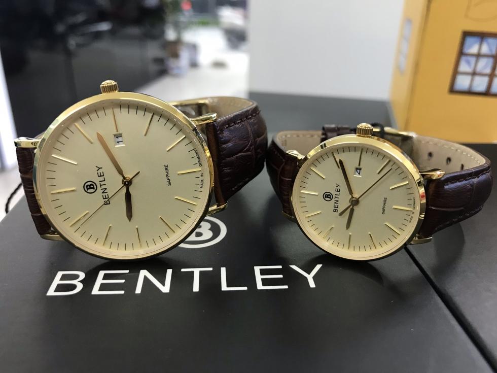 đồng hồ Bentley nam và nữ