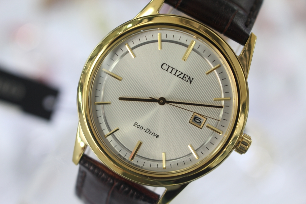 ĐỒNG HỒ CITIZEN NAM ECO-DRIVE AW1233-01A