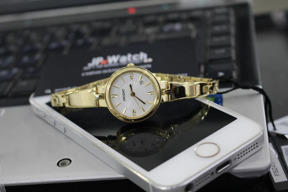 quà tặng xin lỗi bạn gái - đồng hồ nữ orient
