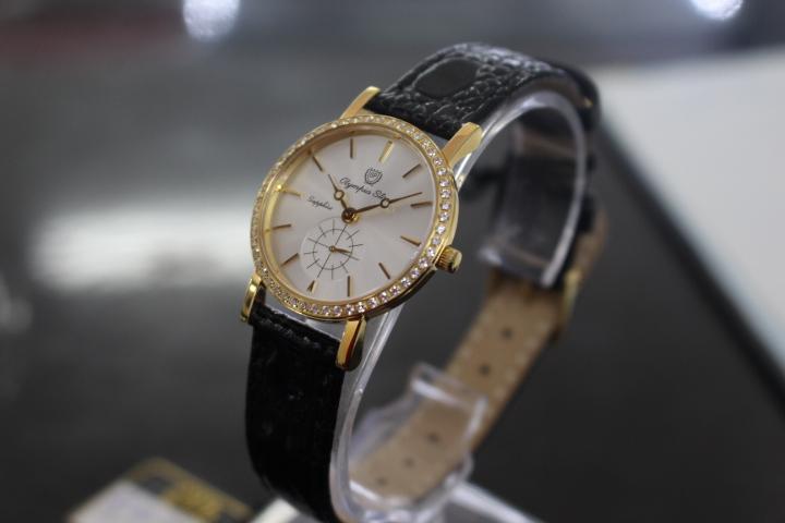 Nét tinh tế của đồng hồ nữ Olympia-Star-OPA58082DLK