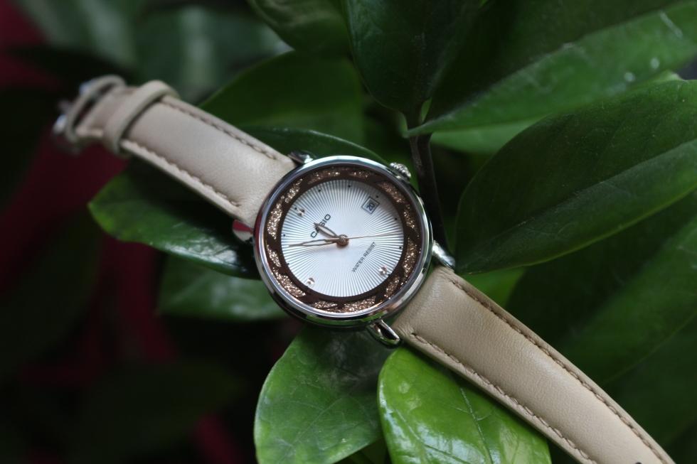 Nét tinh tế của đồng hồ Casio LTP-E120L-7A1DF