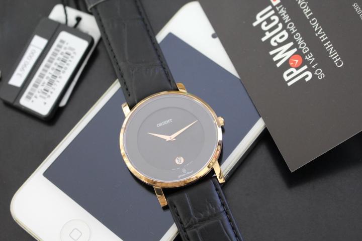 đồng hồ nam siêu mỏng chính hãng orient