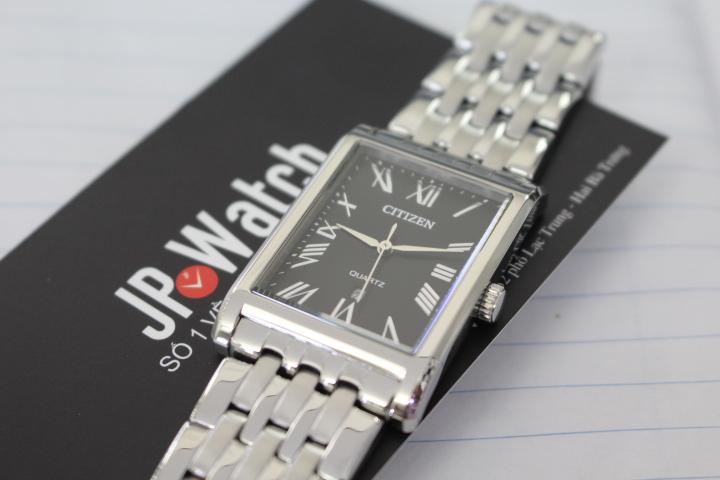 Phong cách truyền thống của đồng hồ Citizen nam BH3000-50E