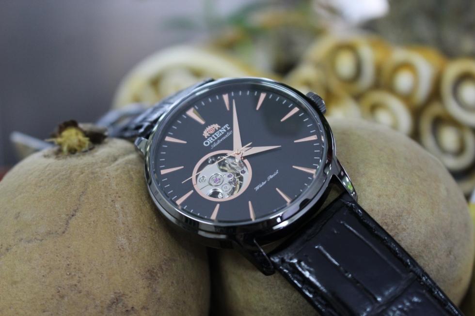 Đồng hồ cơ Orient lên dây cót tự động