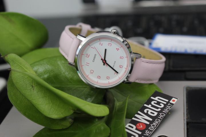 Thiết kế bắt mắt của đồng hồ Casio nữ LTP-E139L-4BVDF
