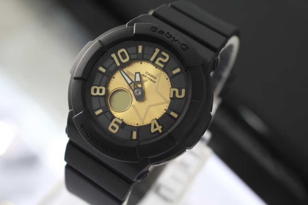 Đồng hồ Casio Baby-G BGA-133-1BHDR