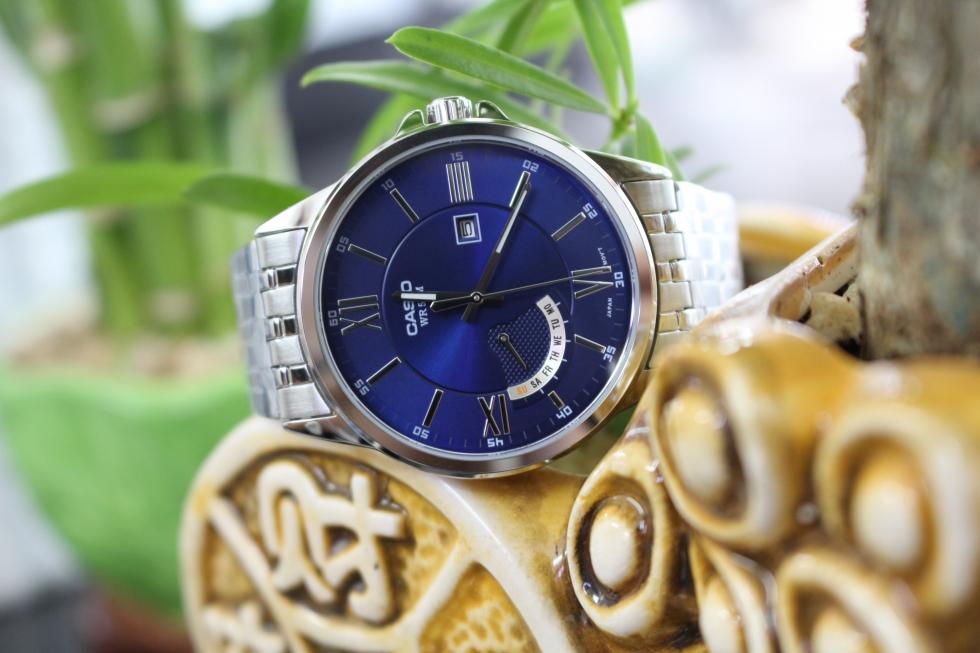 Đồng hồ nam Casio MTP-E125D-2AVDF