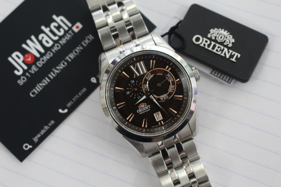 Chất lượng của những chiếc đồng hồ nam hàng hiệu được bảo đảm bởi thương hiệu nổi tiếng